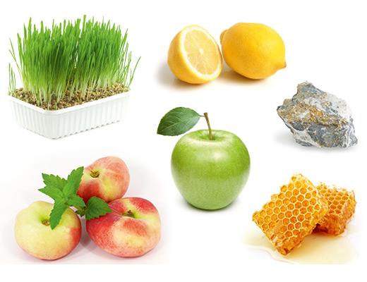 Die typischen Aromen der Rebsorte Riesling sind Apfel, Zitrusfrucht, Honig, Mineralik und frisches Gras.