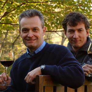 Brüder Gerhard und Jochen Wasem