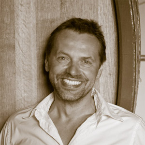 Christian Fischer liebt seinen Beruf als Winzer