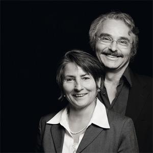 Cornelia Heymann-Löwenstein und Reinhard Löwenstein